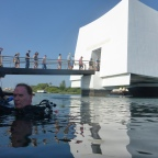 Arizona Memorial – Pearl Harbor HI