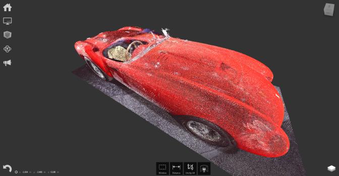 1954 Ferrari Spider 375